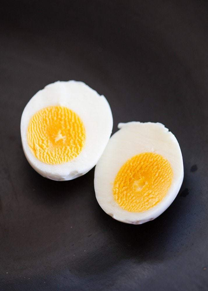 How Long To Cook Hard Boiled Eggs For Sandwiches